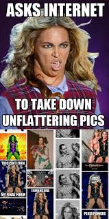 Beyonce New Album Meme - unflattering beyonce image gallery sorted by score know your meme