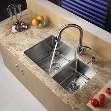 Colored Sinks Kitchen 25 Inch Undermount Kitchen Sink Attractive Design Home Ideas