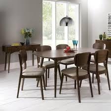 Skandi Walnut Dining Room Collection Dunelm - Walnut dining room chairs