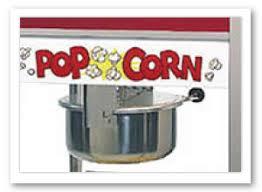 popcorn machine rentals concession equipment and supply rental metro detroit michigan