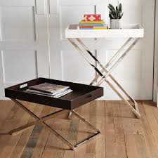 Gold Coffee Table Tray by Lacquer Trays Large Rectangle West Elm