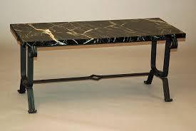 Stone Sofa Table Sofa Table Design Wrought Iron Sofa Table Astonishing Retro