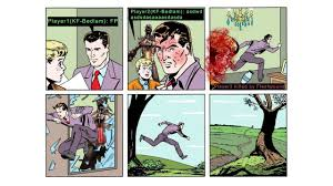 Running Dad Meme - clutching in killingfloor jpg running dad know your meme