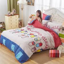 Duvet 100 Cotton Bohemia 100 Cotton 4pcs Bedding Set Bedclothes Include Duvet
