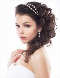 bridesmaid hairstyles for medium length hair cute wedding hairstyles 2015 hair down and the others elasdress