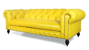 butter yellow leather sofa couch simple yellow leather couch butter yellow sofa mustard yellow