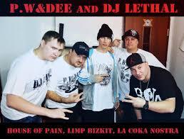 house of pain p w u0026dee and dj lethal из house of pain limp bizkit la coka