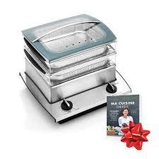 livre cuisine vapeur cuit vapeur nutristeam de dejelin