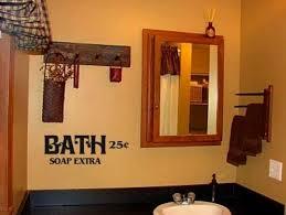 Bathroom Interior Outstanding Primitive Country Bathroom Decor