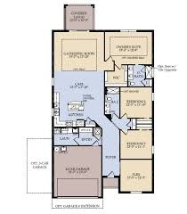 First Home Builders Of Florida Floor Plans Oasis New Home Plan St Augustine Fl Pulte Homes New Home