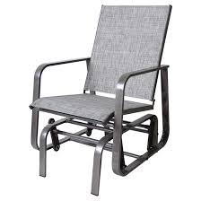 Patio Rocking Chair Manhattan Patio Rocking Chair Grey Rona