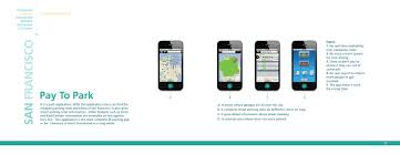 San Francisco Street Cleaning Map by Ux Ui Iphone App On Behance