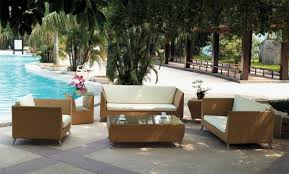Bamboo Patio Set by Modern Furniture Modern Wood Outdoor Furniture Compact Carpet