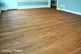 Sealing Laminate Flooring How To Refinish Wood Floors