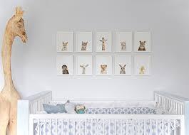 baby nursery decor giraffe baby animals for nursery sophisticated