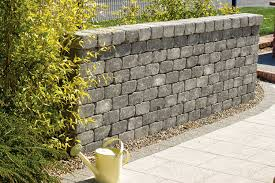 Patio Edging Stones by Garden Walling Acheson Glover Outside Rooms