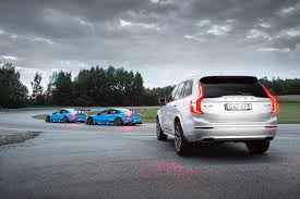 polestar upgrades to boost performance of the volvo xc and the