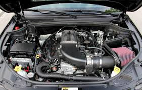 jeep srt8 supercharger kit supercharged jeep grand srt is more powerful than a
