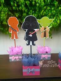 wars baby shower decorations pink wars baby shower or birthday centerpieces for guest