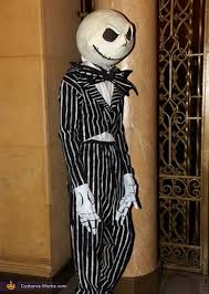 Jack Skeleton Costume Diy Jack Skellington Costume Tim Burton U0027s Nightmare Before