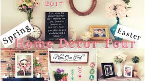 Easter Home Decor by Easter U0026 Spring Home Decor Tour Shabby Chic Farmhouse Momma