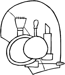 make coloring pages from photos free funycoloring
