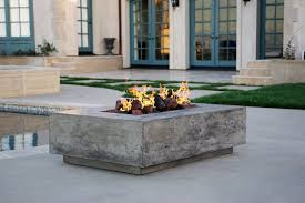 prism hardscapes tavola i fire table encino fireplace shop inc