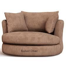 bedroom semi circle sofa and cuddler sofa