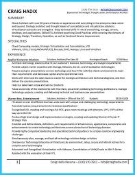 Itil Certified Resume Architect Resume Efficiencyexperts Us