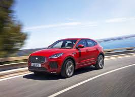 cambered smart car jaguar e pace u2013 the compact performance suv with sports car looks