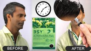 Sho Bsy bsy noni black hair magic color best black hair 2017