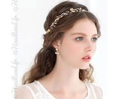 bijoux tete mariage bijoux de tete fleur sublimez vos poils et cheveux