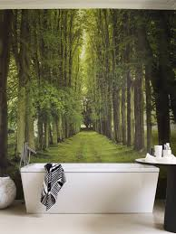 Bathroom Feature Wall Ideas by Double Take Deceptive Décor Walls Wallpaper And Wall Murals