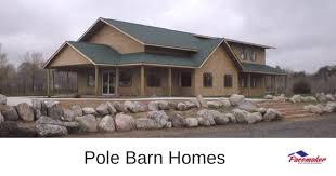 Building A Pole Barn Home Pole Barn Homes 600x315 Jpg