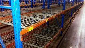 warehouse racking dallas new u0026 used wire deck fort worth