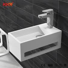 solid surface bathroom sinks china kkr new design acrylic solid surface bathroom sink china