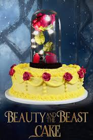 beauty and the beast cake tutorial sprinkle some fun