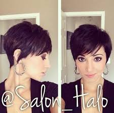 how to cut pixie cuts for thick hair 25 hairstyles for spring 2018 preview the hair trends now side