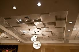 Decorative Ceilings Drop Ceiling Decoration Contemporary Hall Chicago By