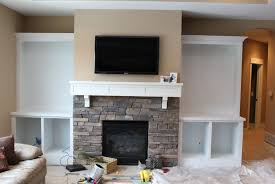 built in bookcases beside fireplace images yvotube com