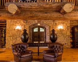 awesome log cabin interior decorating images home design ideas