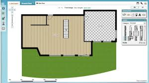 how to draw floor plans online youtube