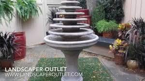 7 tier gozo garden fountain youtube