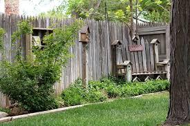 Privacy Backyard Ideas by Privacy Fence Ideas For Backyard Ideas For Privacy Fencing