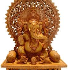 buy collectible india 22 inches large jali ganesh idol decoration