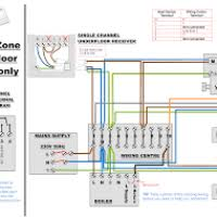 wiring diagram underfloor heating yondo tech