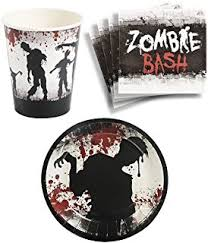 walking dead party supplies the walking dead 12 cupcake toppers twd edible