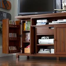 desks for gaming consoles beadboard media gaming console pbteen