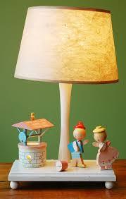 vintage storybook lamps anyone the world of irmi u2013 modern kiddo