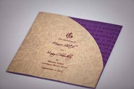 contemporary indian wedding invitations chicago indian wedding by marlow maharani weddings